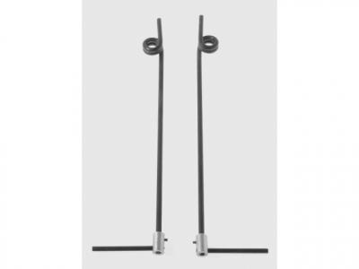 Art.Nr.0206 - Fw.Beine Ø6mm/2er Satz