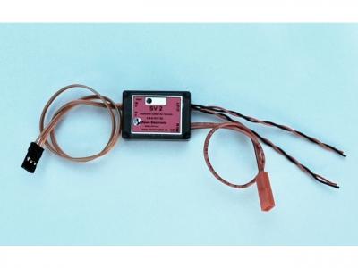 Art.Nr.0426 - SV2-6.4V/ext. Schaltverstärker ( Strom extern)