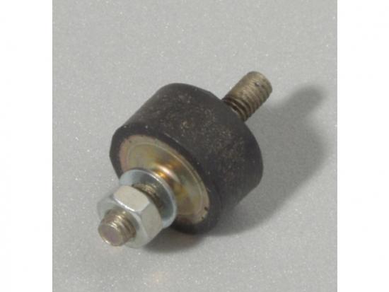 Art.Nr.0666 - Gummi-Metallpuffer / EL-12GS
